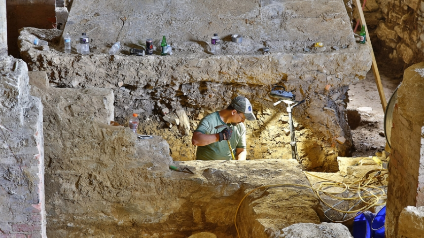 Nick Laracuente, bourbon archaeologist