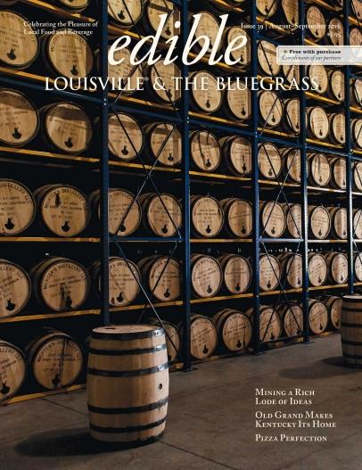 Cover art of August/September 2016 Issue Louisville