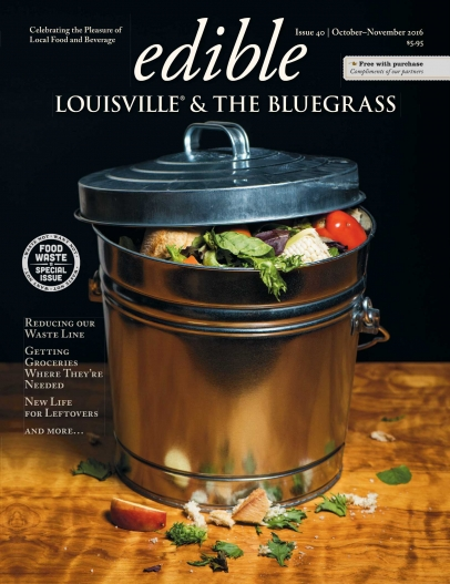 Edible Louisville October November 2016 cover