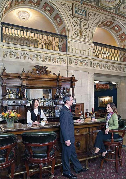 the brown hotel bar