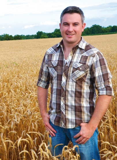 Ryan Quarles, Kentucky's new commissioner of agriculture