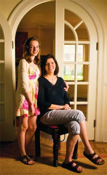 kristen and olivia vittitow are mother and daughter