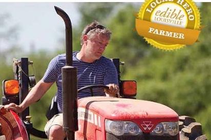 Ivor Chodkowski of Field Day Family Farm
