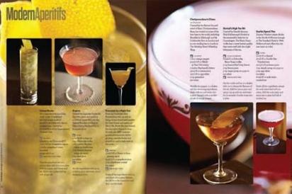 World's Best Cocktails: Modern Aperitifs