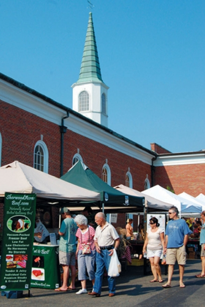 St. Matthews Farmers Market