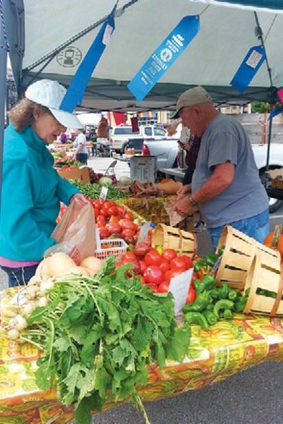 Bluegrass Farmers Market
