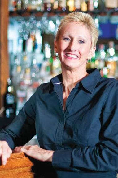 Kaye Wheeler, server,Lilly's: A Kentucky Bistro