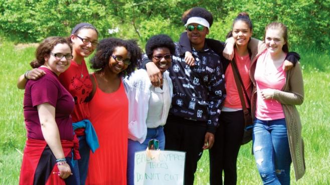 Fern Creek students