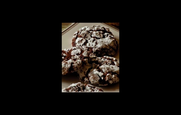 Chocolate Mocha Drop Cookies