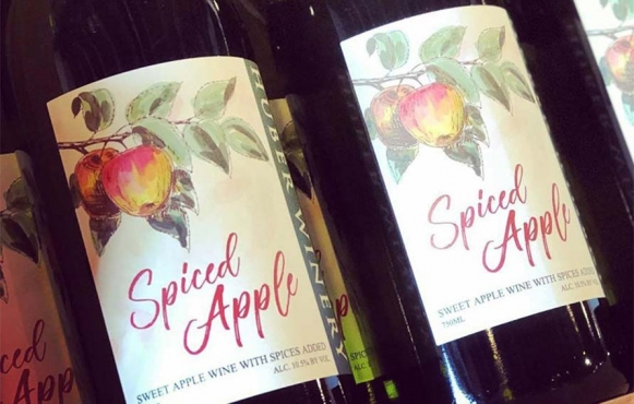 Spice Apple Wine
