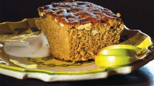 Apple Butter and Maple Cake